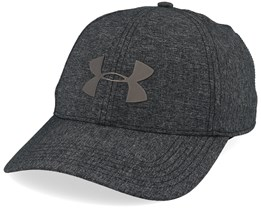 Airvent Cool Black/Metall Adjustable - Under Armour