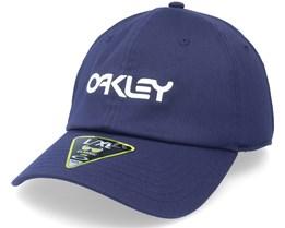 B1b Icon Ff Hat Team Navy Flexfit - Oakley