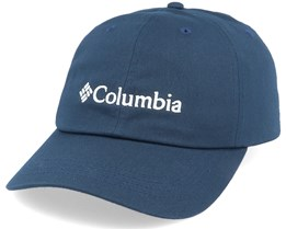 ROC II Hat Collgiate Navy/White Adjustable - Columbia