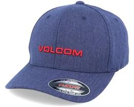 Euro Xfit Navy Flexfit - Volcom