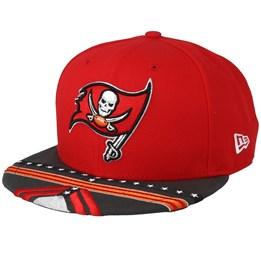 dbb68368 Washington Redskins 9Fifty NFL Draft 2019 Red Snapback - New Era ...