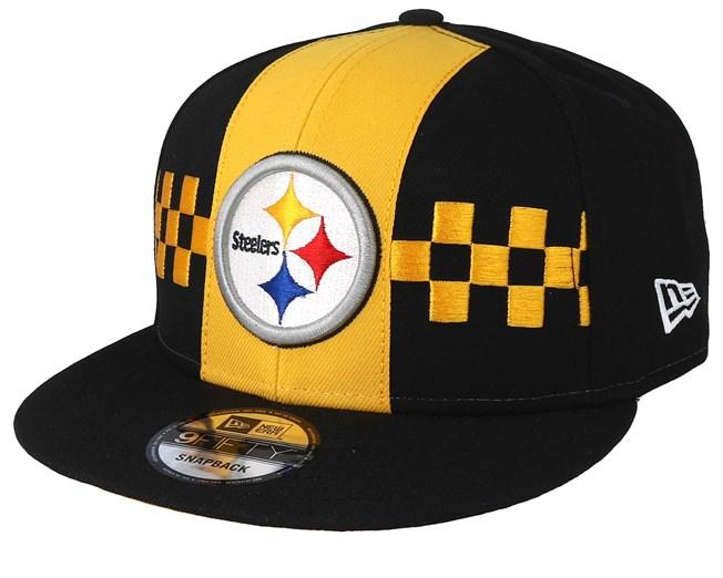 DRAFT Pittsburgh Steelers New Era 59Fifty Low Profile Cap