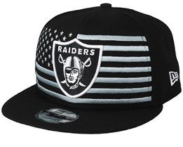 aa0a4e7a738 Oakland Raiders 9Fifty NFL Draft 2019 Black Snapback - New Era