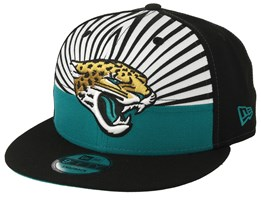 Jacksonville Jaguars 9Fifty NFL Draft 2019 White/Green/Black Snapback - New Era