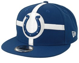 Indianapolis Colts 9Fifty NFL Draft 2019 White/Blue Snapback - New Era
