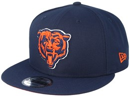 Chicago Bears 9Fifty NFL Draft 2019 Navy Snapback - New Era