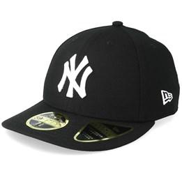 9d9e424b New Era New York Yankees Low Profile 59Fifty Black/White Fitted - New Era  AU$ 59.99