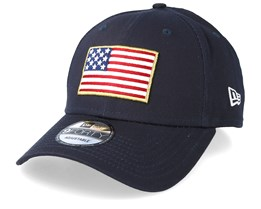 Flag Pack 9Forty Navy Adjustable - New Era