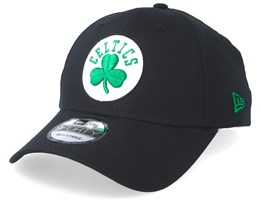 Boston Celtics Chambray League 9Forty Black Adjustable - New Era