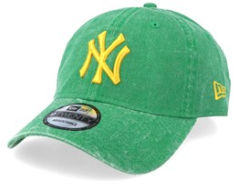 New York Yankees 9Twenty Washed Green/Yellow Adjustable - New Era