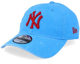 New York Yankees 9Twenty Washed Blue/Red Adjustable - New Era