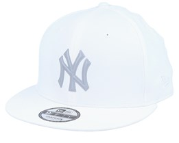 New York Yankees Seasonal Ripstop 9Fifty White/Grey Snapback - New Era
