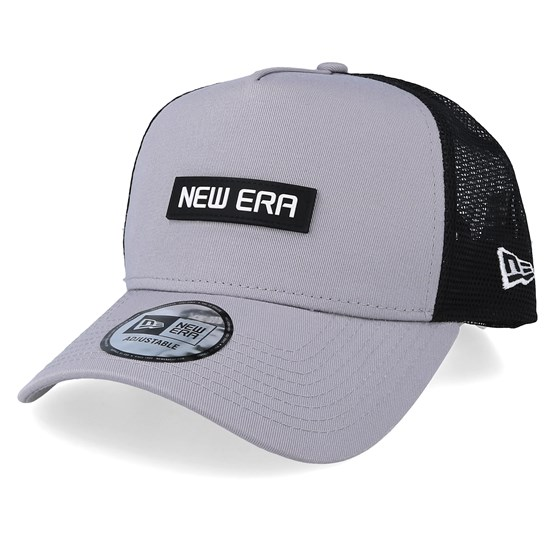 Keps Tech Trucker Grey/Black Trucker - New Era - Grå Trucker