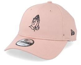 Script Pack 9Forty Pink/Navy Adjustable - New Era