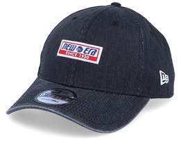 Retro Block Washed Black 9Forty Adjustable - New Era
