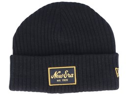 Flip Down Knit Black Cuff - New Era