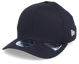 Essential Stretch Snap Black Adjustable - New Era