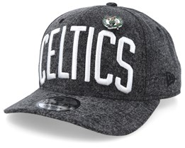Boston Celtics Denim 9Fifty Dark Grey/White Snapback - New Era