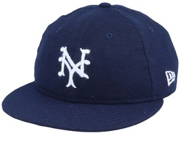 New York Yankees Vintage 9Fifty Navy Snapback - New Era
