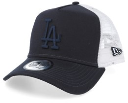 Los Angeles Dodgers League Essential A-Frame Navy/White Trucker - New Era