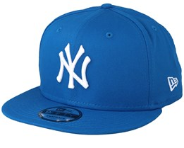 New York Yankees League Essential 9Fifty Caribbean Blue/White Snapback -  New Era