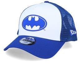 Kids Batman A-Frame White/Royal Trucker - New Era