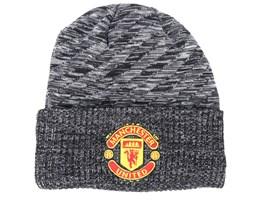 Manchester United Fall 19 Oversized Pattern Grey Cuff - New Era