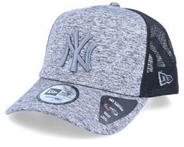 New York Yankees Dry Switch Dark Grey/Black Trucker - New Era