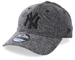 New York Yankees Dipped Denim Black/Black Adjustable - New Era