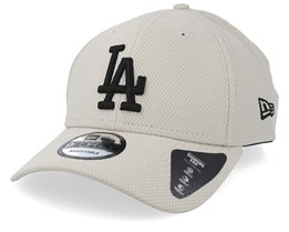 Los Angeles Dodgers Diamond 9Forty Stone/Black Adjustable - New Era