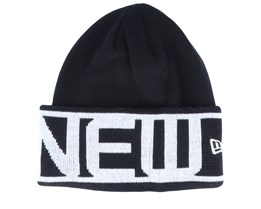 Cult New Era Black/White Cuff - New Era