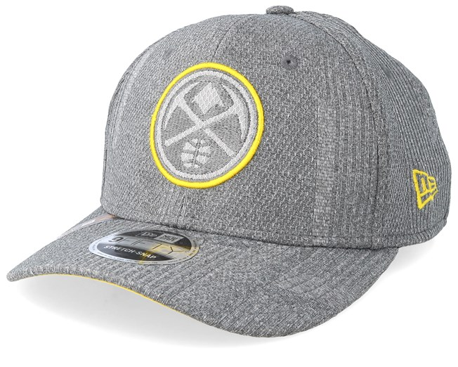 save up to 80% finest selection 50% off Denver Nuggets Training Series 9Fifty Stretch-Snap Dark Grey ...