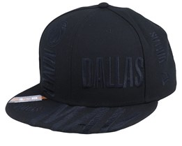 Dallas Mavericks Tipoff Series 9Fifty Black Snapback - New Era