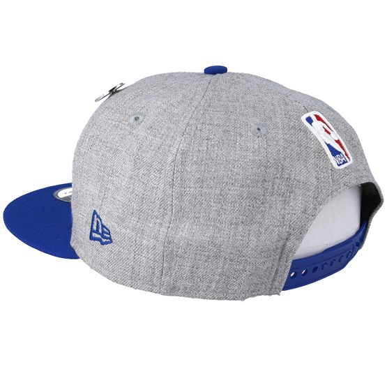 NBA LEAGUE Detroit Pistons royal New Era 9Forty Cap