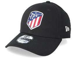 Atlético Madrid Fall 19 Essential 9Forty Black Adjustable - New Era