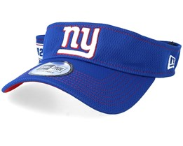 New York Giants On Field 19 Blue Visor - New Era