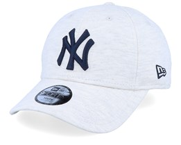 Kids New York Yankees 9Forty Jersey Essential White Granite/Navy Adjustable - New Era