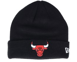 Kids Chicago Bulls Knit Black Cuff - New Era