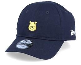 Kids Winnie the Pooh Disney Infant Black Adjustable - New Era