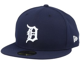 Detroit Tigers 59Fifty Authentic On-Field Home Navy Fitted - New Era