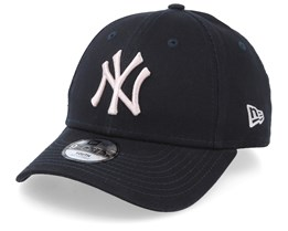 Kids New York Yankees 9Forty Navy/Pink Adjustable - New Era