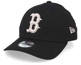 Kids Boston Red Sox League Essential 9Forty Black/Stone Adjustable - New Era