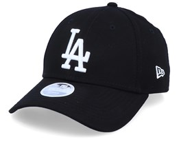 Los Angeles Dodgers League Essential Womens 9Forty Black/White Adjustable - New Era