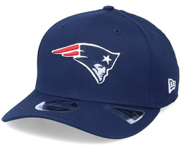 New England Patriots Team Stretch 9Fifty Navy Adjustable - New Era