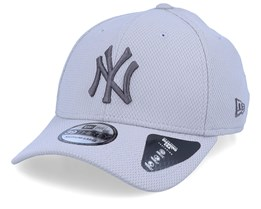 New York Yankees Team 39Thirty Grey/Grey Flexfit - New Era