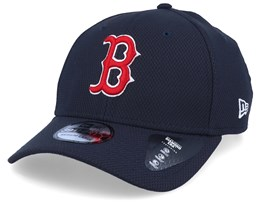 Boston Red Sox Team 39Thirty Navy/Red Flexfit - New Era