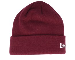 Essential Knit Maroon Cuff - New Era