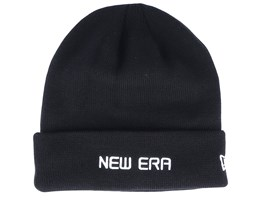 Essential Logo Black/White Cuff - New Era
