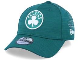 Boston Celtics Engineered Fit Mint/White Adjustable - New Era