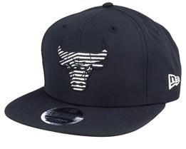 Chicago Bulls MonoTape Pc 9Fifty Strapback - New Era